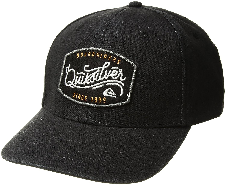 299728cb Quiksilver Men's Bull Hickey Hat