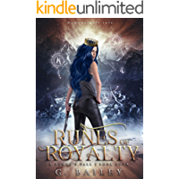 Runes of Royalty: A Reverse Harem Urban Fantasy (A Demon's Fall series Book 4)
