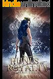 Runes of Royalty: A Reverse Harem Urban Fantasy (A Demon's Fall Series Book 4)