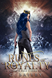 Runes of Royalty: A Reverse Harem Urban Fantasy (A Demon's Fall series Book 4) (English Edition)