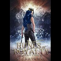 Runes of Royalty: A Reverse Harem Urban Fantasy (A Demon's Fall series Book 4) (English Edition)