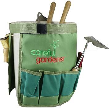 Amazoncom Garden Tool Bag Organizer Best Gardening Tool Belt
