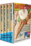 The Linda Darby & Ryan Testler Mega Box Set: All four books in the Linda Darby series