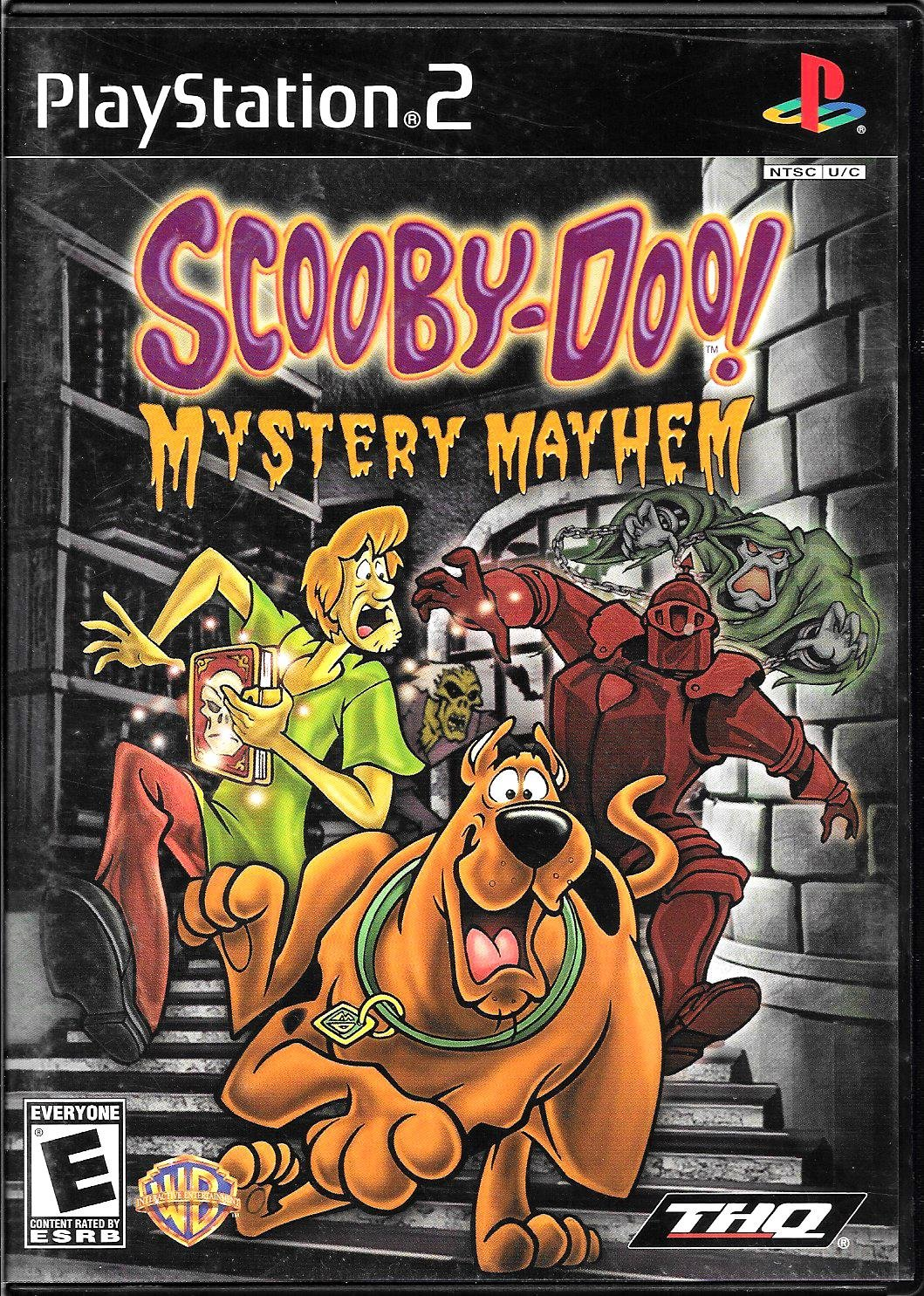 Amazon com: Scooby-Doo: Mystery Mayhem: Video Games