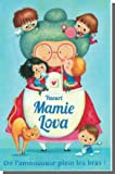 Carte Amandine Piu - Yaourt Mamie Lova