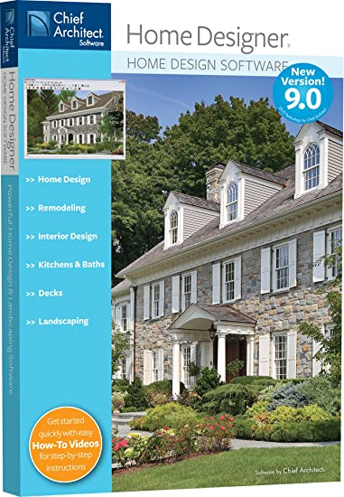 Chief Architect Home Designer 9.0 [OLD VERSION]