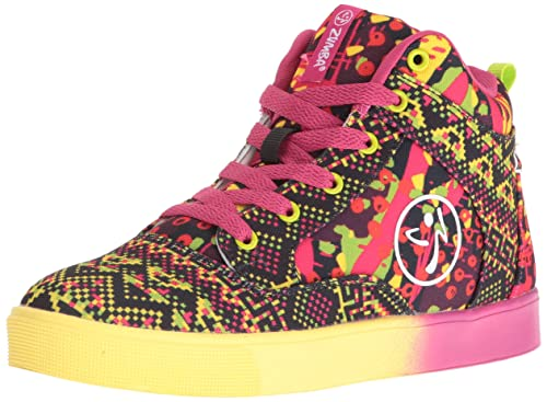Zumba Footwear Kingston Vibes Zumba Street Fresh, Zapatillas Deportivas para Interior para Mujer, Rosa (Shocking Pink), 35.5 EU: Amazon.es: Zapatos y ...