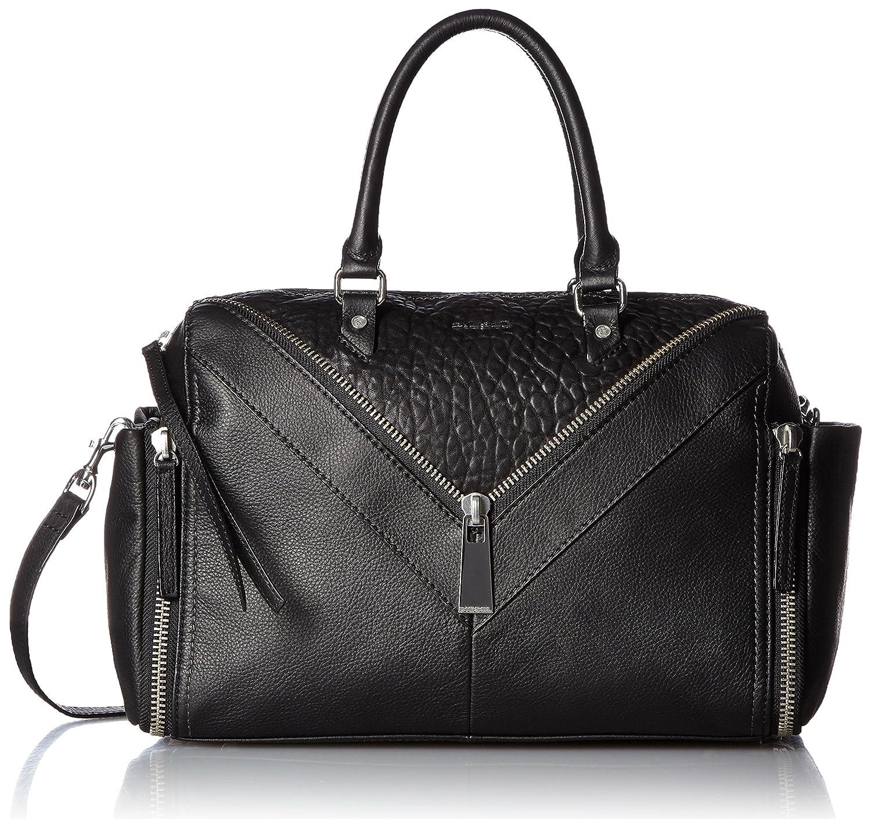 (ディーゼル) DIESELレディース ハンドバッグ LE-ZIPPER LE-BRASY handbag B017X8PRMMブラック UNI