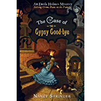 The Case of the Gypsy Goodbye: An Enola Holmes Mystery (English Edition)