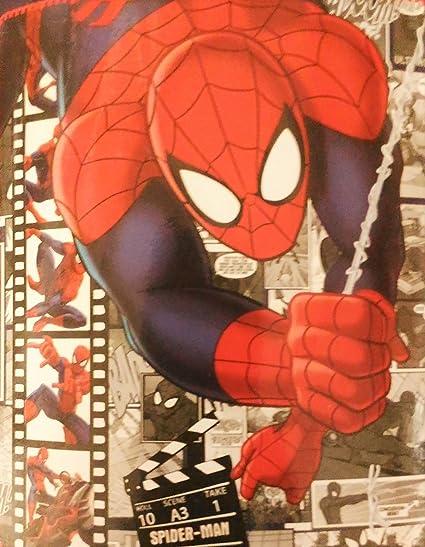 Marvel Spiderman ph4519//_ 1/ /Plaid Soft Fleece Blanket 100/x 150/cm
