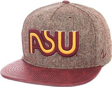 Adjustable Tweed NCAA Zephyr Clemson Tigers Mens Legend Heritage Collection Hat