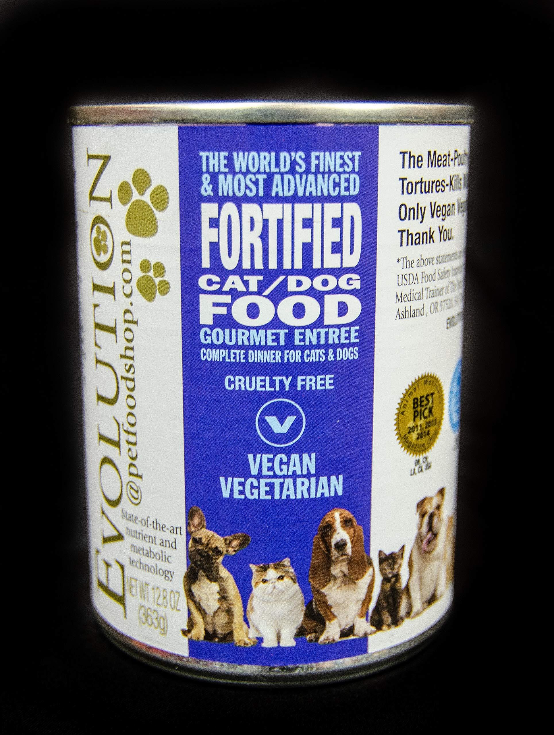 Evolution Diet Gourmet Entree Moist Cat Food Full 24 Can Case by Evolution Diet