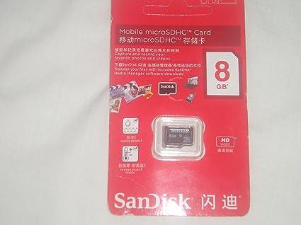 Tarjeta Memoria Micro SD Móvil 16 GB: Amazon.es: Informática