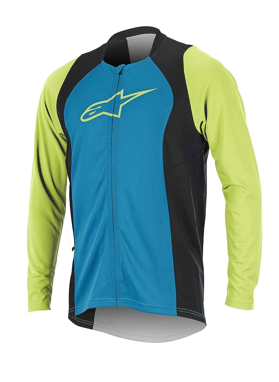 Alpinestars Herren & 039;s Drop 2 Full Zip Long Sleeve Jersey
