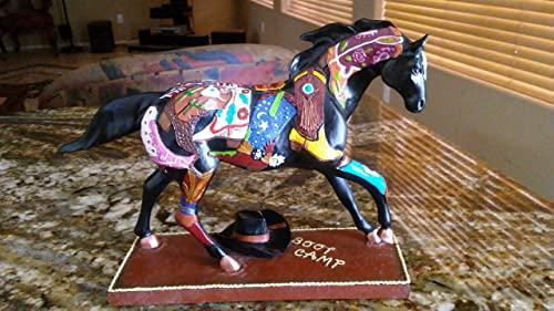 Trail of Painted Ponies – Boot Camp Pony Figurine