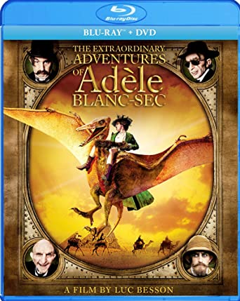 The Extraordinary Adventures of Adèle Blanc-Sec (2010) BluRay 720p 680MB ( Hindi – French ) ESubs MKV