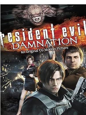 Amazonde Resident Evil Damnation Ansehen Prime Video