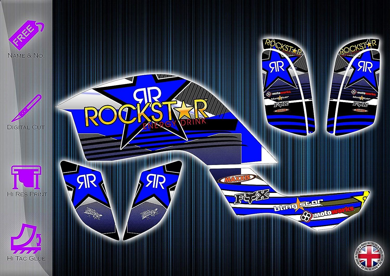 Yamaha Raptor 660 Aufkleber Raptor 660r Grafik Set Decals Yfm Grafik Set Küche Haushalt