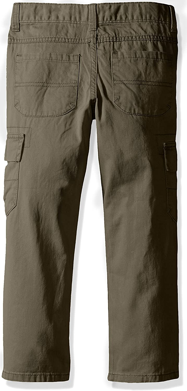 Boys Navy Wrangler Explorer Outdoor Series Shorts Adjustable Waist