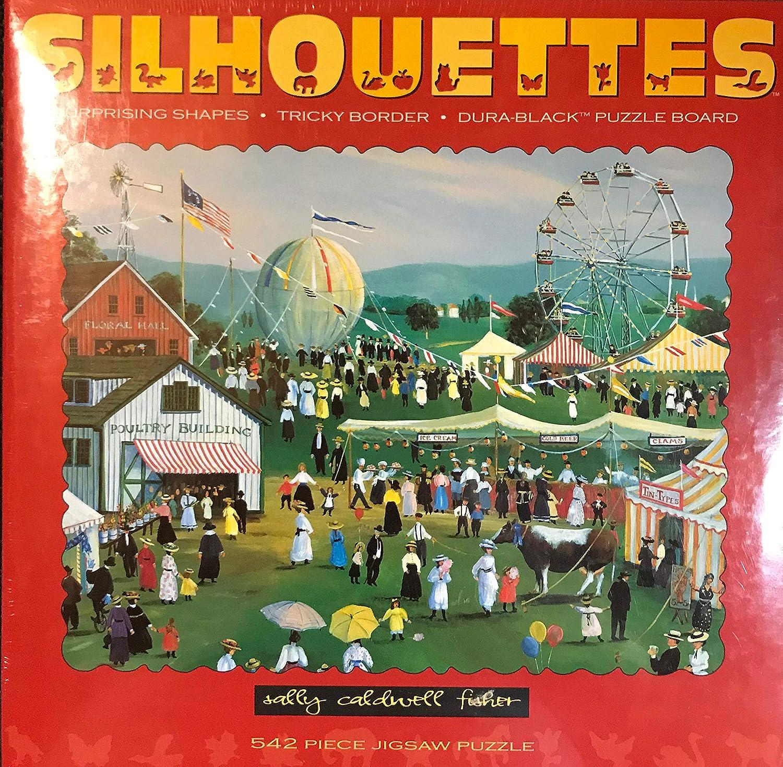 最新コレックション Ceaco Silhouettes Silhouettes Sally Caldwell フィッシャーパズル 542ピース 542ピース Ceaco B07H3LJMZ2, 松井オートサービス:ef012a09 --- a0267596.xsph.ru