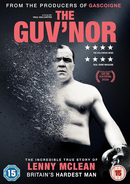 The Guv\'nor [DVD]: Amazon.co.uk: Paul Van Carter, Jamie McLean, Nick ...