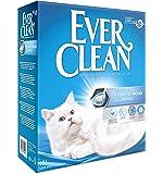 Ever Clean Litière pour chat Extra agglomérante parfumée, 10L