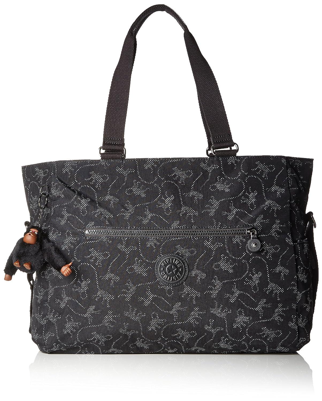 Kipling - ADORA BABY - Baby Changing Bag - Black Scale Emb - (Black) K1862119M