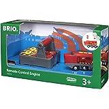 Brio - Locomotora de mercancías teledirigida (33213)