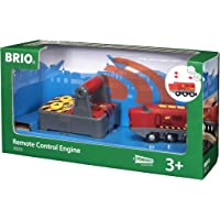 BRIO World 33213 - Frachtlok-IR