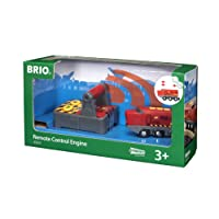 Brio World - 33213 - TRAIN EXPRESS RADIOCOMMANDE