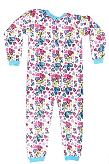 Amazon.com  Just Love Printed Flannel Blanket Sleepers One Piece Pajamas   Clothing 3959f956a
