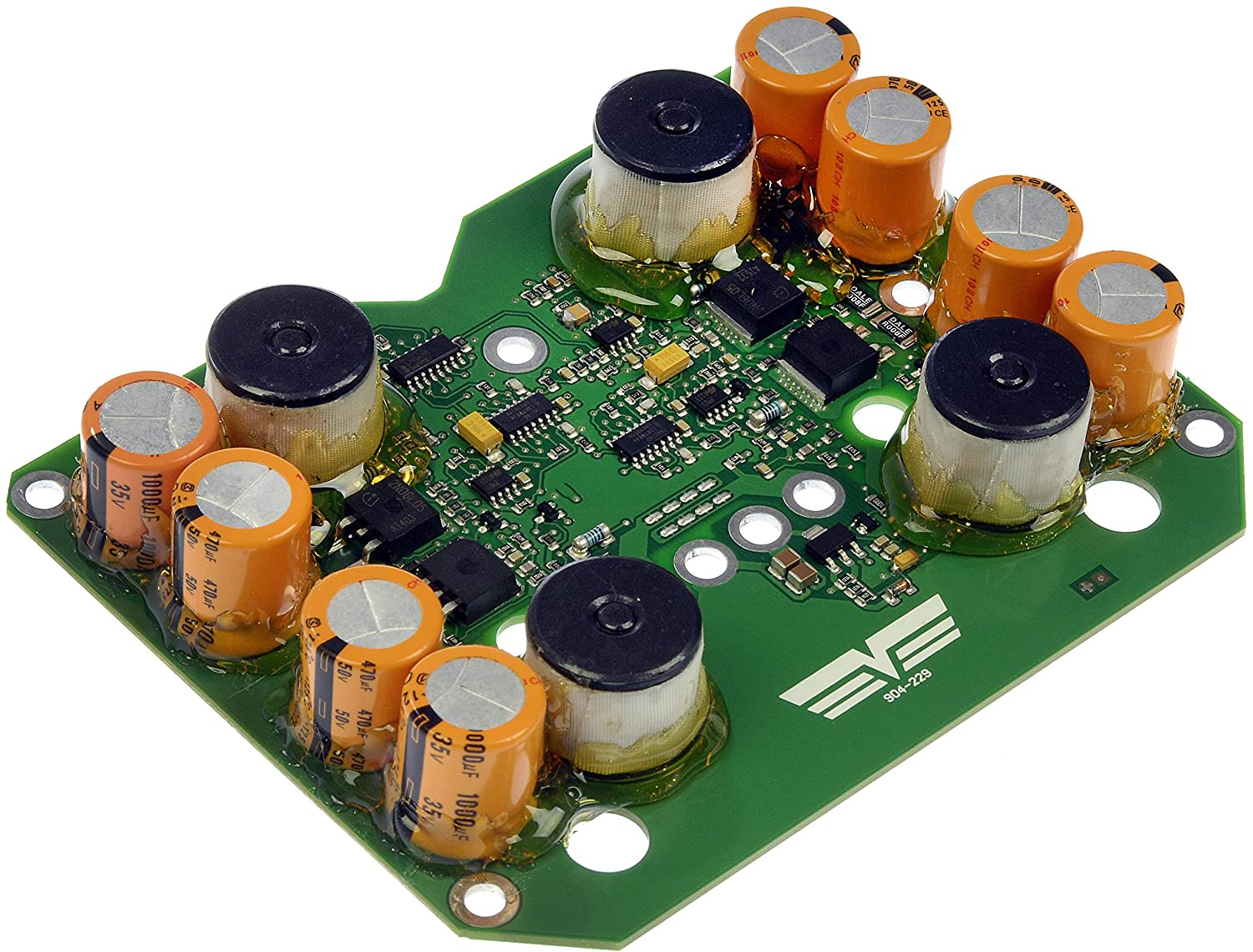 Dorman 904 229 Fuel Injection Control Module Automotive Repair Of A Circuit Board Used In Pc Computer Royalty Free Clip
