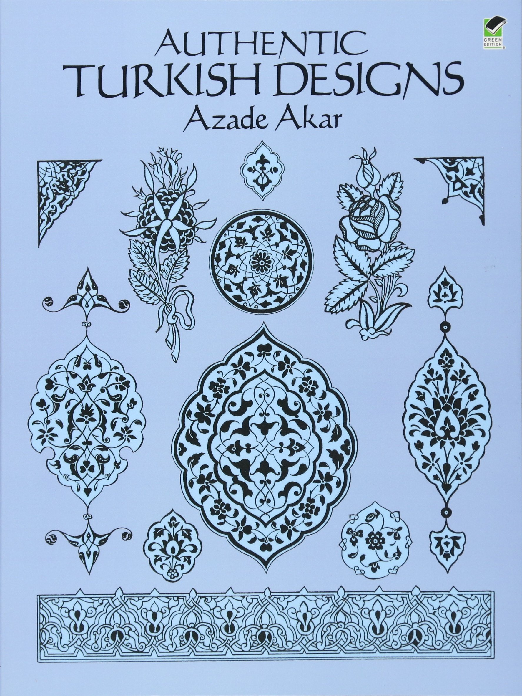 Authentic Turkish Designs (Dover Pictorial Archive)
