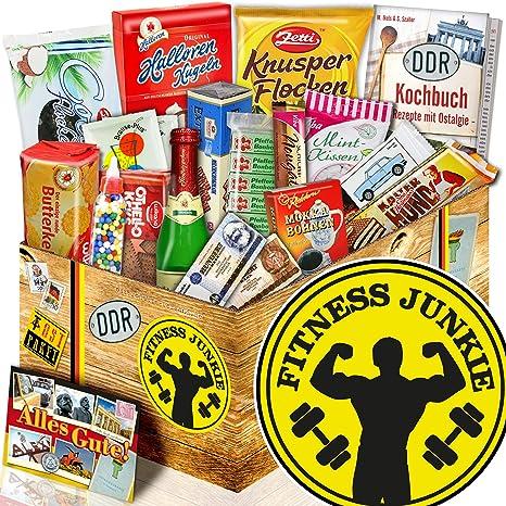 Fitness Junkie Geschenkbox Susses Aus Dem Osten Fitness Geschenke