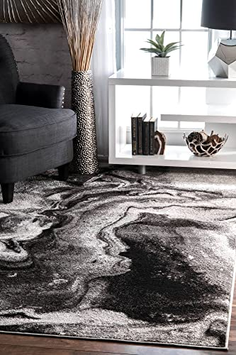 nuLOOM Abstract Area Rug
