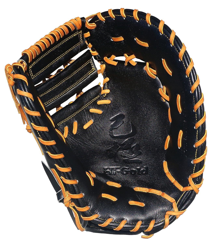 最新デザインの HI-GOLD(ハイゴールド) 軟式グラブ 己極シリーズ 一塁手用 OKG-681F LH 右投げ OKG-681F 右投げ ブラック 一塁手用 B0764D1V55, エルグスト:2614b516 --- palmistry.woxpedia.com