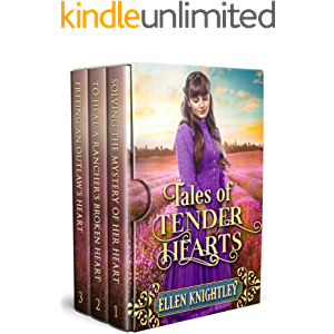 Tales of Tender Hearts: A Historical Western Romance Collection