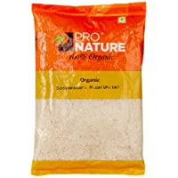 Pro Nature Organic White Sonamasoori Rice, 1kg