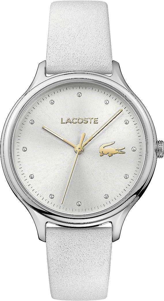 montre classique femme bracelet cuir