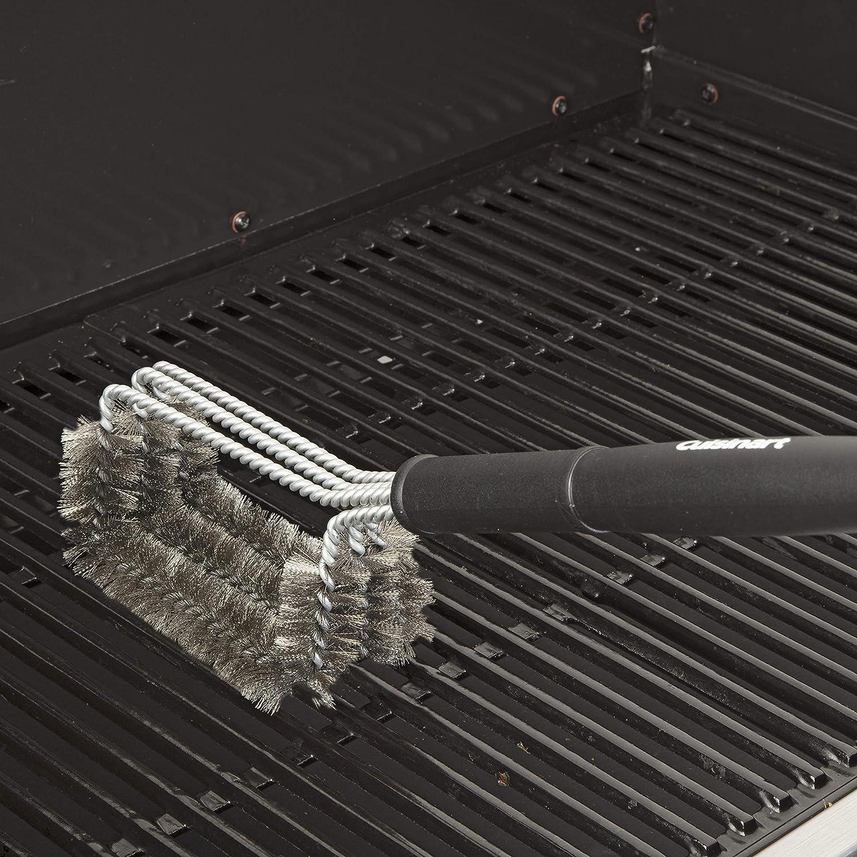 Amazon.com: Limpiador y acondicionador Cuisinart, cepillo de ...
