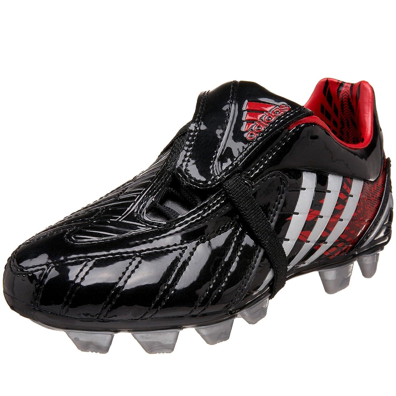 best website 30db7 e2d22 Amazon.com   adidas Little Kid Big Kid Absolado PS FG J Soccer Shoe,  Black Silver Red, 13.5 M US Little Kid   Soccer