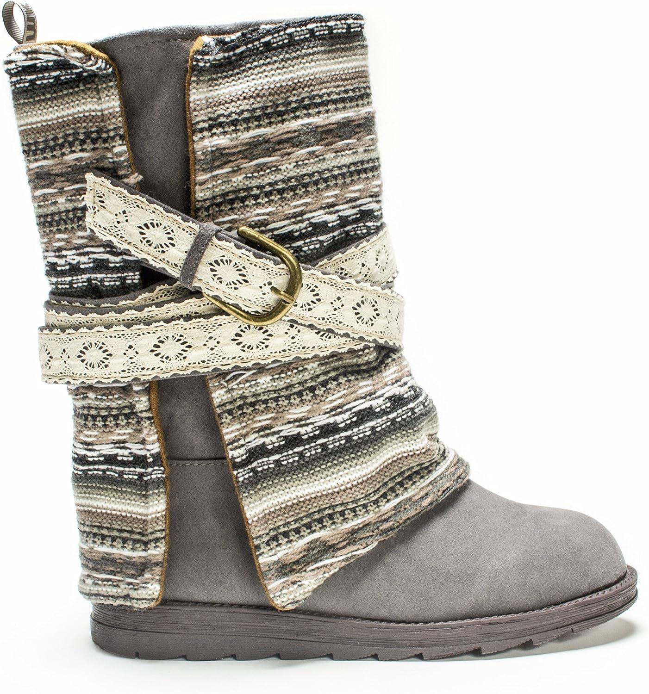 Nikki Belt Wrapped Boot Fashion