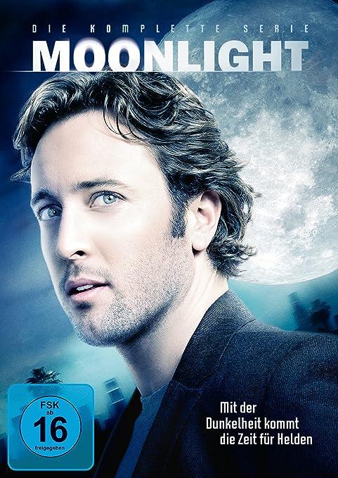 Moonlight - Die komplette Serie [Alemania] [DVD]: Amazon.es ...