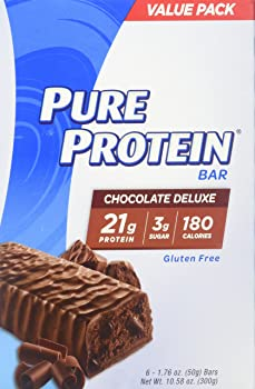 Pure Protein 12-Pack Nutritious Snacks to Support Energy Bars