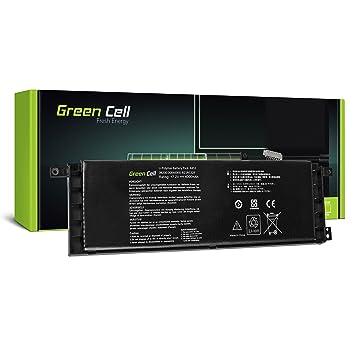 Green Cell® Batería para ASUS F553M Ordenador (4000mAh 7.2V ...