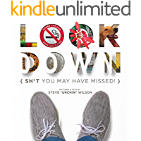 Look Down: Sh*t you may have missed! book cover