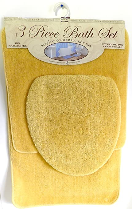 on autumn yellow liked mats pin bath mat featuring home polyvore hay