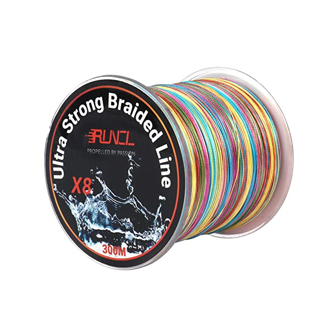 Catch Fish With Strong RUNCL Braided Fishing Line