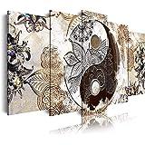 DekoArte 473 - Cuadros Modernos Impresión de Imagen Artística Digitalizada | Lienzo Decorativo Para Tu Salón o…