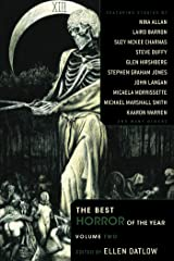 The Best Horror of the Year Volume 2 Kindle Edition